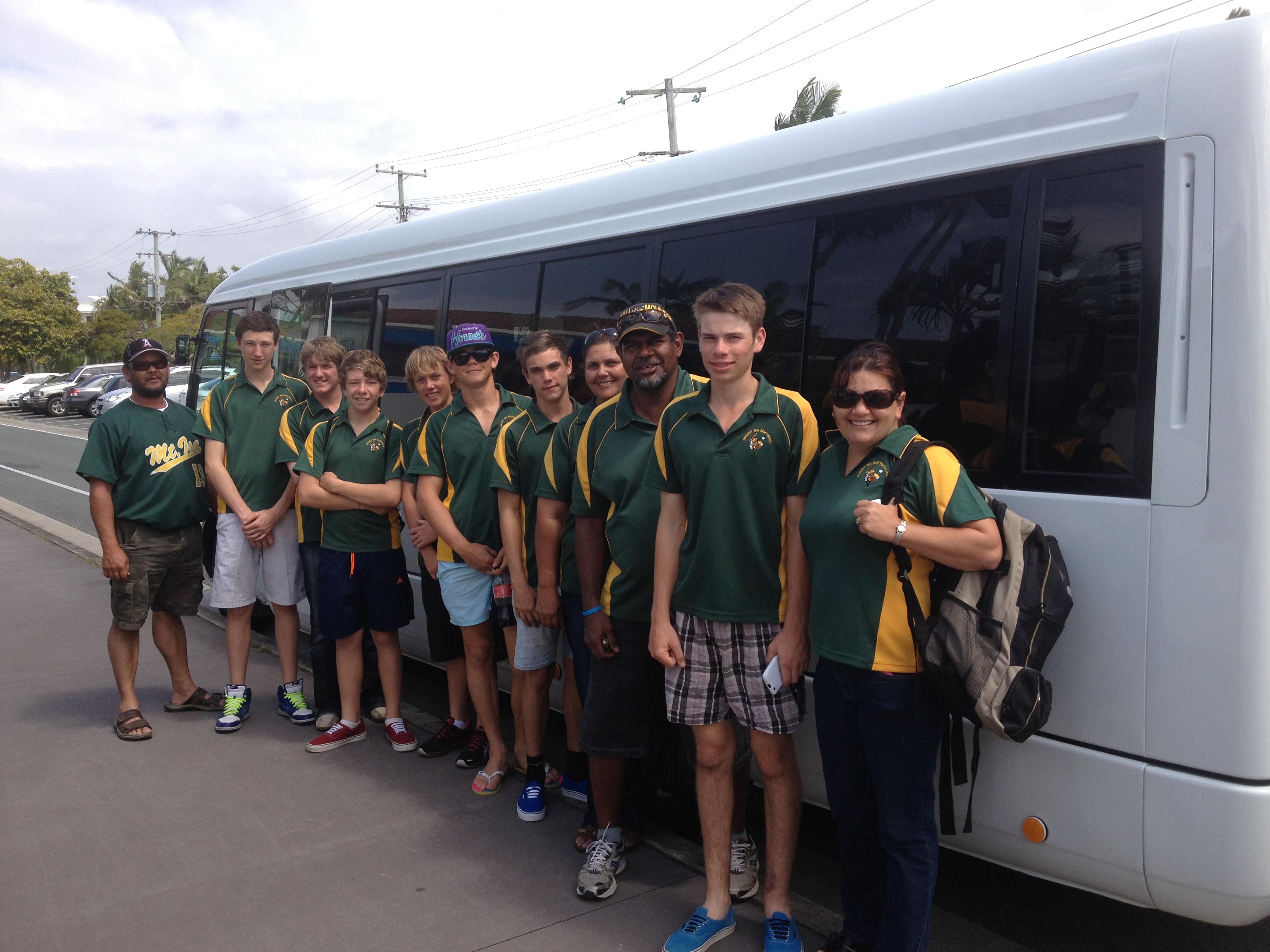 Bus Hire Sydney Party Shuttle